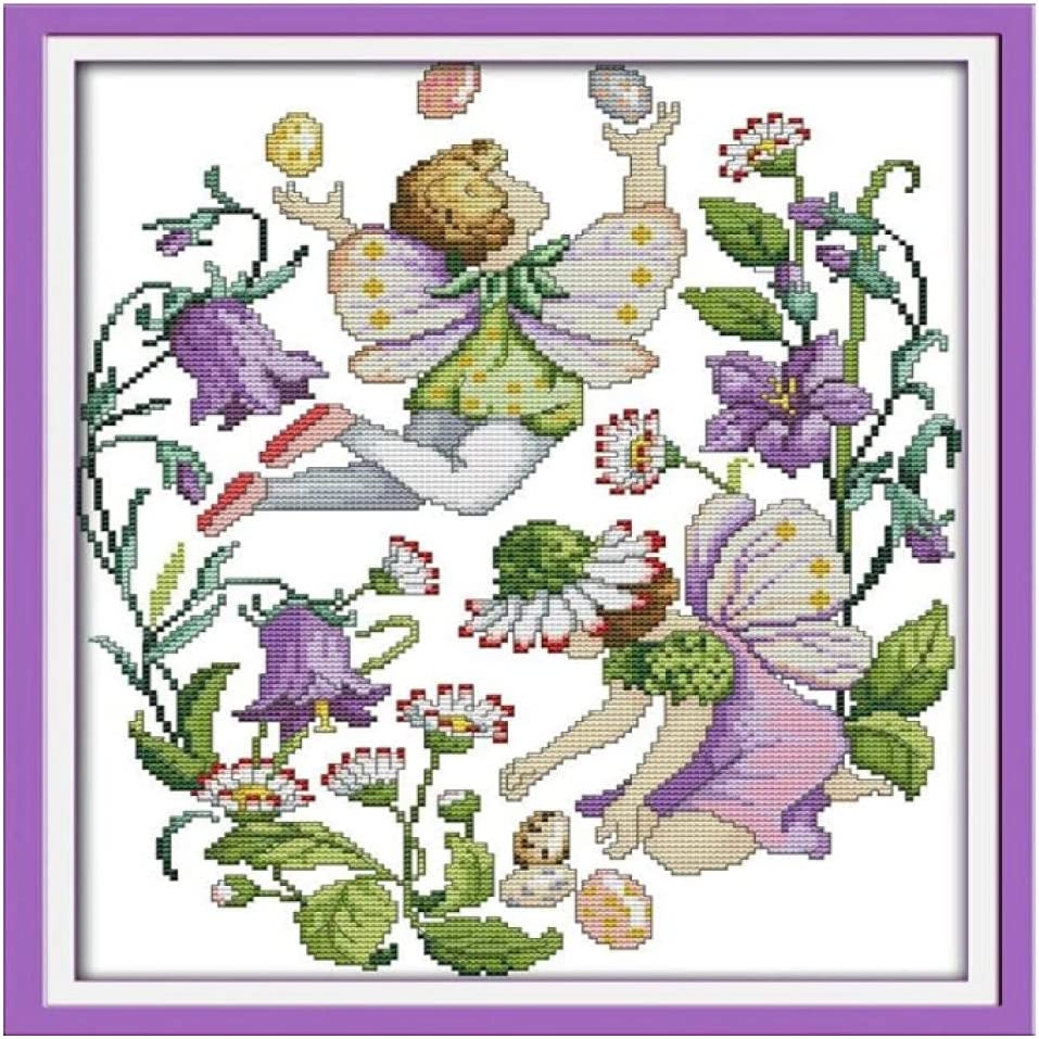 Embroidery Cross Stitch Kits Starter for Clearance SALE Limited time Beginne OFFicial shop