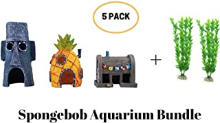 Suchergebnis Auf Amazon De Fur Aquarium Spongebob Set Nicht Verfugbare Artikel Einschliessen Haustier