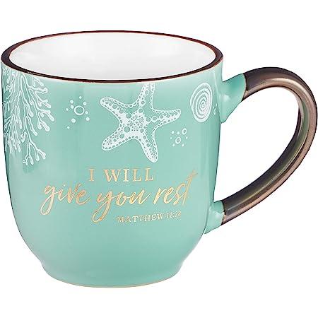 Amazon Com Peace On Earth Coffee Mug Peace On Earth Collection Luke 2 14 Kitchen Dining