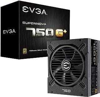 EVGA SuperNOVA 750 Gplus, 80 Plus Gold 750W, Fully Modular, FDB Fan, Power Supply