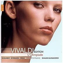 Vivaldi: L'Olimpiade, Extraits