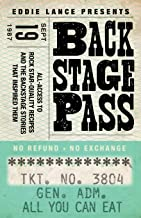 Backstage Pass: Behind the Scenes Access to Rock Star Quality Recipes and how I came up with them