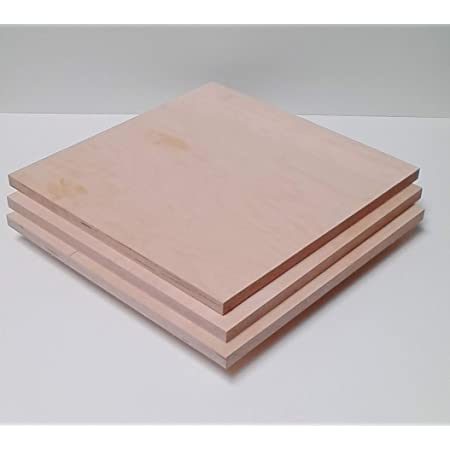 15mm Multiplex Zuschnitt L/änge bis 200cm Multiplexplatten Zuschnitte Auswahl 50x50 cm