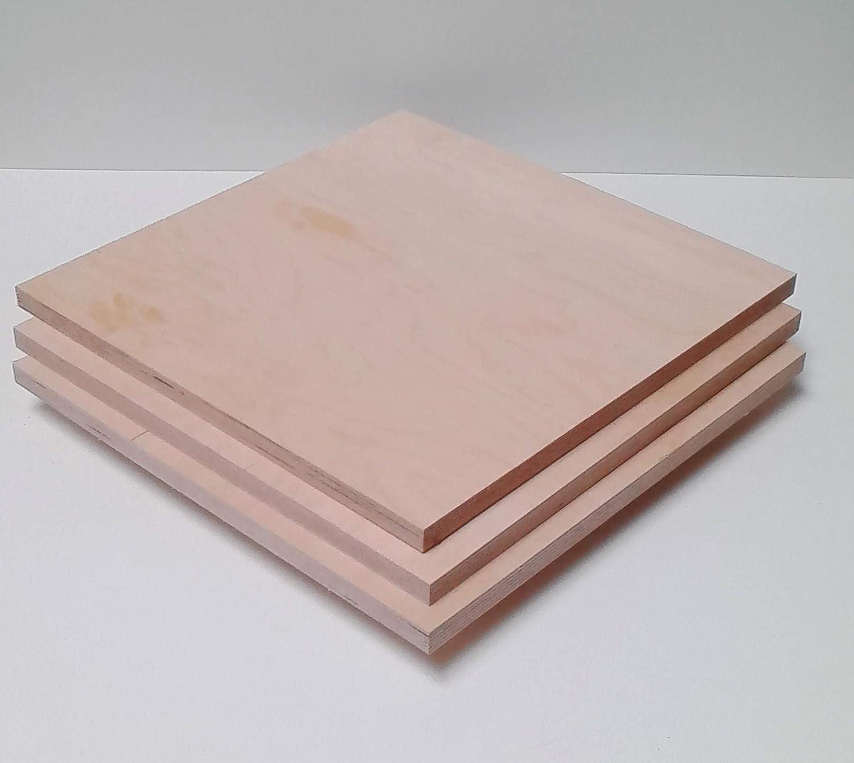 40x100 cm 21mm Panneau de contreplaqu/é d/ébit/é /à 200cm en longueur panneaux multiplex