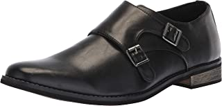 DEER STAGS Men's Cyprus Dress Comfort Monk Strap