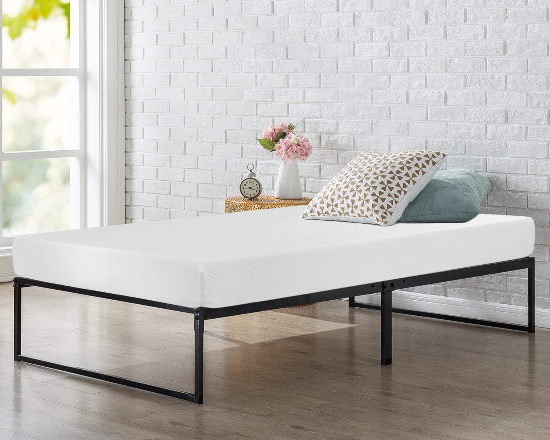 Mattress 8 inch Gel Memory Arlington Mall Foam Cool Long-awaited Sleep Pressu for