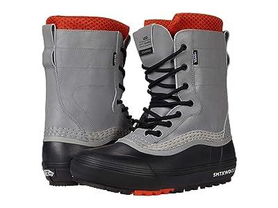 Vans Standard MTE Snow Boot ((Sam Taxwood) Gray/Black) Men