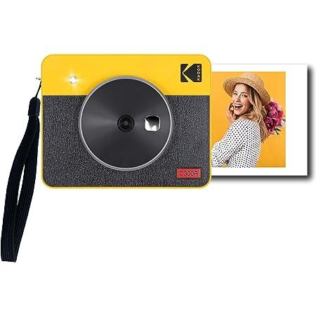 Kodak Mini Shot 3 Retro Kamera Und Tragbarer Kamera