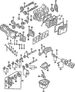 Genuine Subaru 13202AA412 Valve - Exhaust, 1 Pack