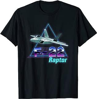 F-22 Raptor Shirt - Retro Military T-Shirt