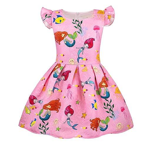 16e928138a Little Mermaid Dress: Amazon.co.uk