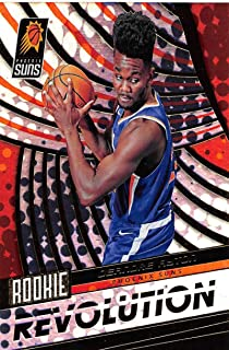 2018-19 Revolution Rookie Revolution Basketball #9 Deandre Ayton Phoenix Suns Official NBA Trading Card By Panini