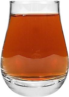 TUFF LUV Speyside Whisky Tasting Dram Glass/Tumbler Whisky Glas, Snifter, Whiskybecher- 12cl 4oz