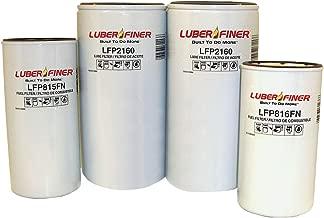Luber-finer LK161D Detroit Diesel Filter Kit
