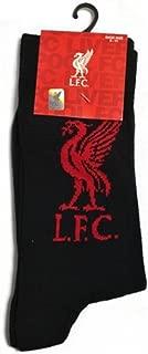Liverpool FC Official Football Crest Socks (1 Pair)