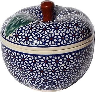 stoneware apple baker