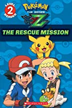 The Rescue Mission (Pokémon Leveled Reader)