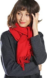 """Luxry Cashmere Scarf Goat Undercoat Wool Winter Wrap Shawl Christmas Gift 12X64"""""""