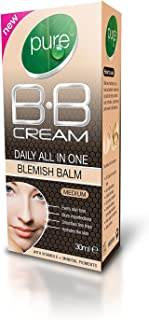 Pure B.b Cream Daily All In One Blemish Balm Medium 30ml