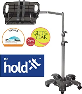 the hold it book holder