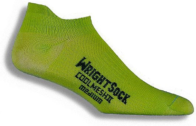 Wrightsock Coolmesh II Tab Running Sock