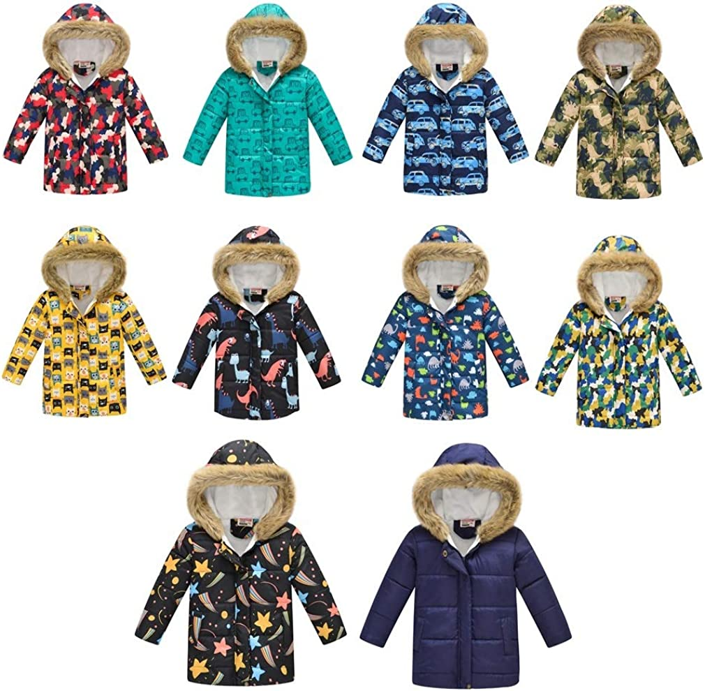 Kehen- Kid Long Puffer Coat Toddler Jacket Baby Boy Down Outlet ☆ Free Shipping Girl New item Wi