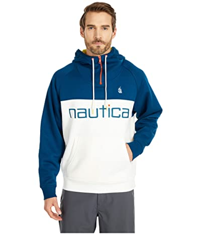 Nautica Skate Knit Top (Blue) Men