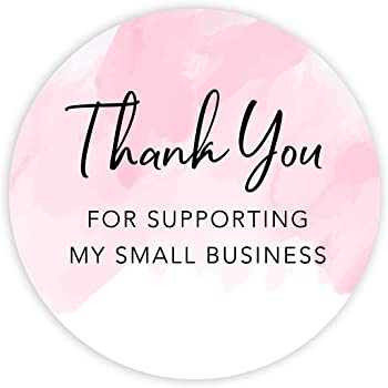 Small business stickers. Please remember to leave a review stickers// labels