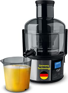 Germany technology Juice extractor with LCD display max power 2000w (Adler Europe)