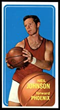 Basketball NBA 1970-71 Topps #17 Neil Johnson NM Near Mint Suns