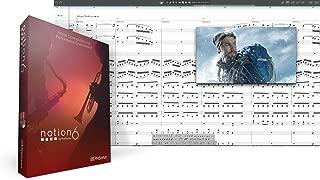 Presonus Notion 6 Music Notation Software (DNLD Box