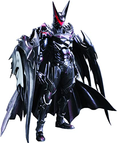 DC Comics Variant Play Arts Kai Batman Tetsuya Version Action Figur