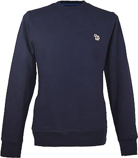 Paul Smith Men`s Crew Neck Sweatshirt - Navy