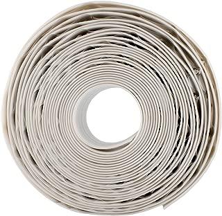 Homax 41072030717 Caulk Strip White, 1-5/8
