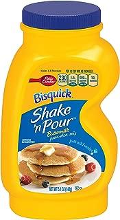 box of pancake mix