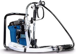 Scheppach Sistema de pulverización de pintura sin aire ACS3000 750 W máx.207 bar Radio de 7,6 m, caudal de 1,1 l / min, pi...