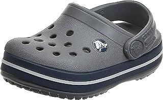 Crocs Kid's Crocband Clog   لغزش کفش آب برای کودکان نوپا ، پسران ، دختران   سبک وزن