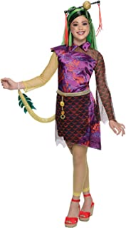 Rubies Monster High Jinafire Long Costume, Large