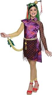Monster High Jinafire Long Costume, Medium