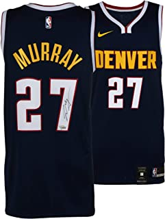 8a6e8a863fc Jamal Murray Denver Nuggets Autographed Nike Navy Swingman Jersey -  Fanatics Authentic Certified - Autographed NBA