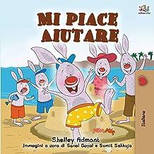 I Love to Help (Italian Edition) (Italian Bedtime Collection)
