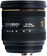 Sigma 24-70mm f/2.8 IF EX DG HSM AF Standard Zoom Lens for Canon Digital SLR Cameras