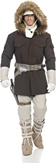 Star Wars Hoth Han Solo Adult Costume, Brown