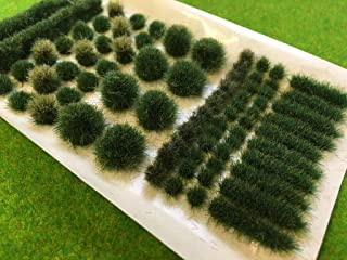 Serious-Play - Dark Marsh Standard Static Grass Tufts (Big True)