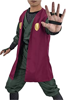US Size Adult Jiraiya Anime Cosplay Costume