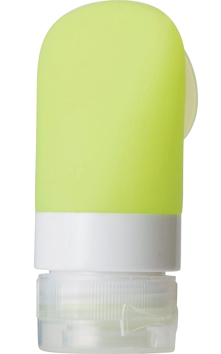 ストリームロッド教育機内持ち込み可能 トラベル 詰め替え ボトル シリコン チュ-ブ (38ml) GR GW-1605-012