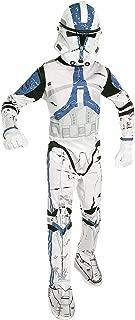 Star Wars Child's Clone Trooper Costume, Medium