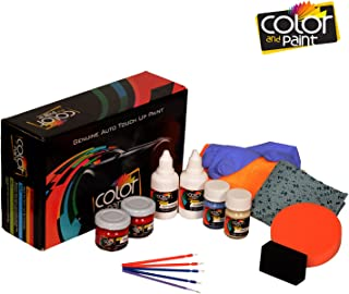 Chrysler PT Cruiser/Dark Garnet Red Pearl - XRV/Color and Paint Touch UP Paint System for Paint Chips and Scratches/Plus Care