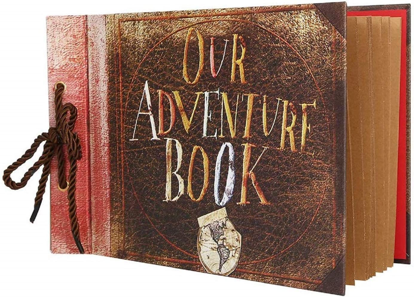 Our Adventure Limited time sale Special price for a limited time Book Pixar Up Handmade Album 8 Photo DIY Scrapbook