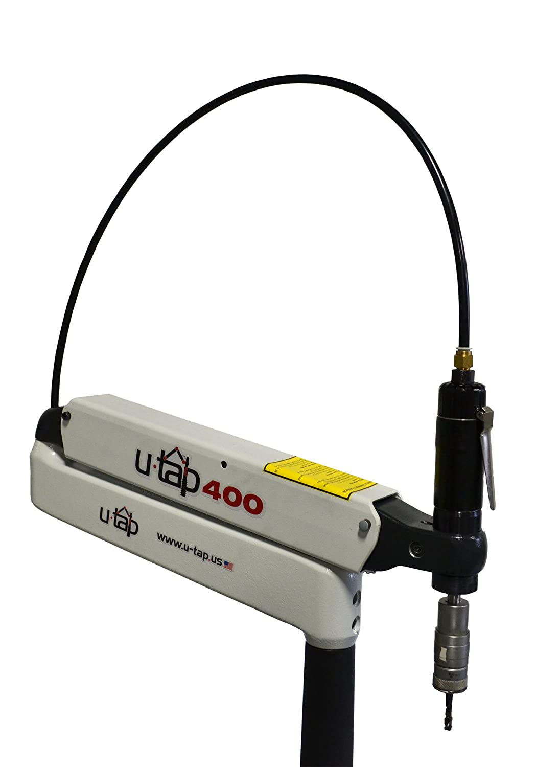 u-Tap Reservation 400 RPM ! Super beauty product restock quality top! Vertical Pneumatic Arm Cast Aluminum Tapping